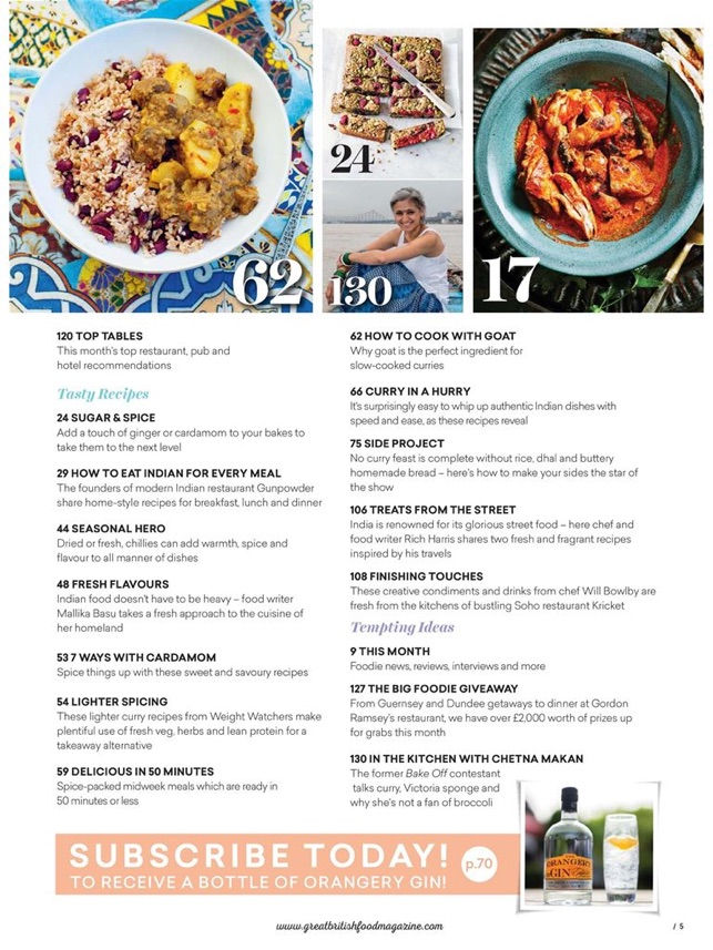 great british food magazine on the app store