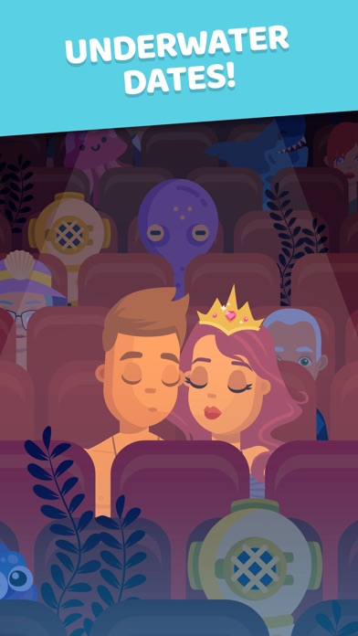 Mermaid Love: Sea Dating Game