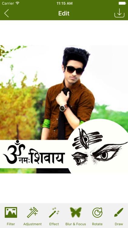 Shiva DP Maker - Mahakal DP screenshot-3
