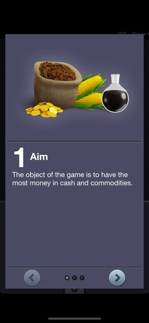 Merc - commodity trading game Screenshot