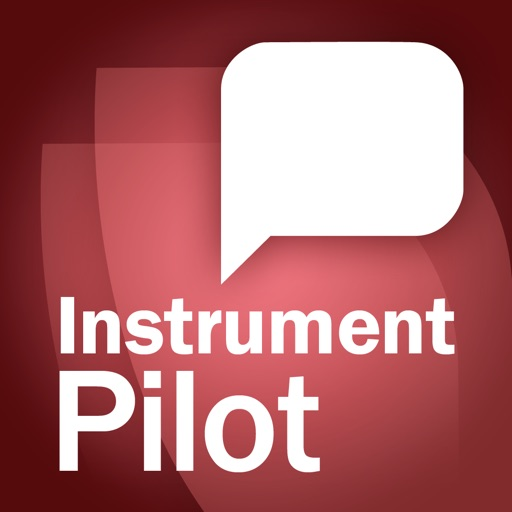 Instrument Pilot Checkride