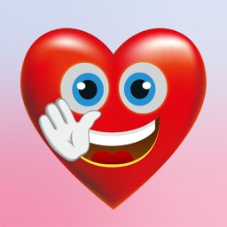 Heart Gif : Animated Sticker