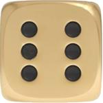 Dice poker game