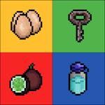 Pixel Survival Stickers
