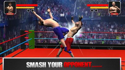 World Wrestling Revolution 3D Champion screenshot three