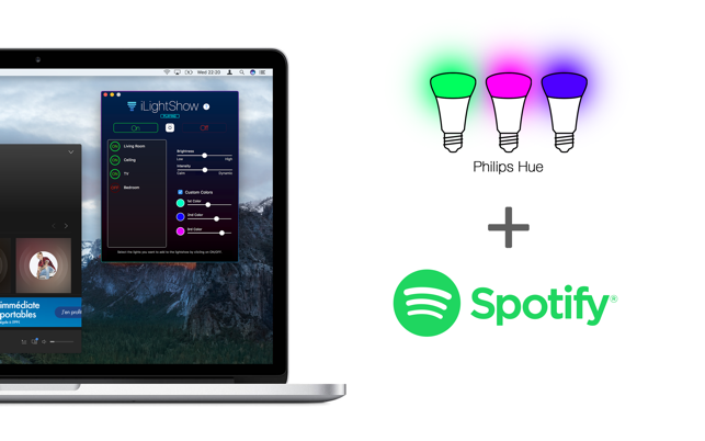 iLightShow for Philips Hue on the Mac App Store