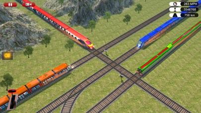 Euro Bullet Train Driving 2017のおすすめ画像5