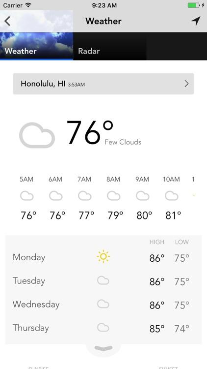 KHON2 News - Honolulu HI News screenshot-3