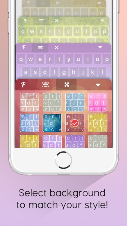 Cool Font Keyboard – Customize Color Themes