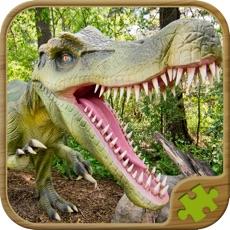Activities of Dinosaurs Jigsaw Puzzles - Fun Games