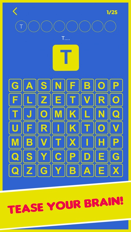 Word Bridge Search Puzzles screenshot-3