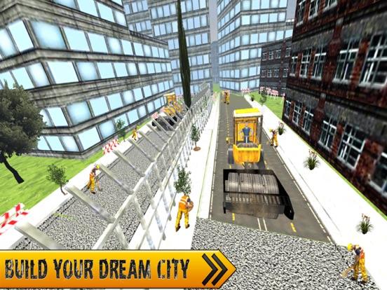 Road Construction: Build City for Heavy Traffic 3d screenshot 9