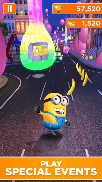 Despicable Me: Minion Rush screenshot-4