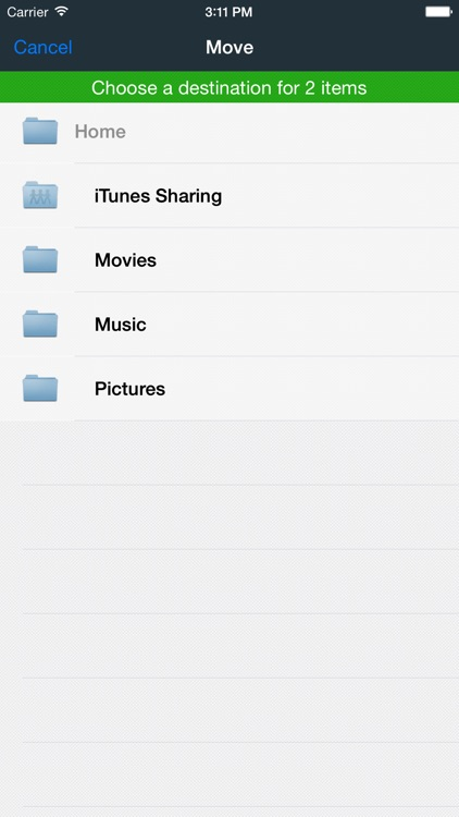 File Storage – The only file manager you need screenshot-3