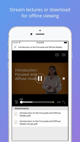 Coursera: Top online courses screenshot for iPhone