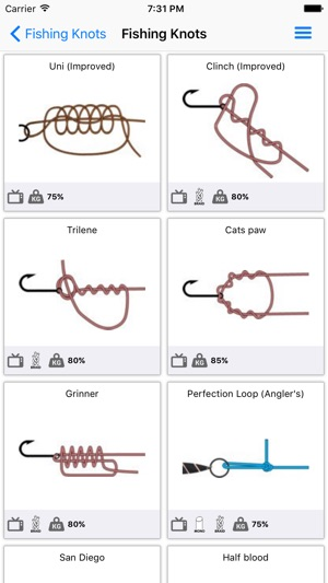 Braid To Leader Knots