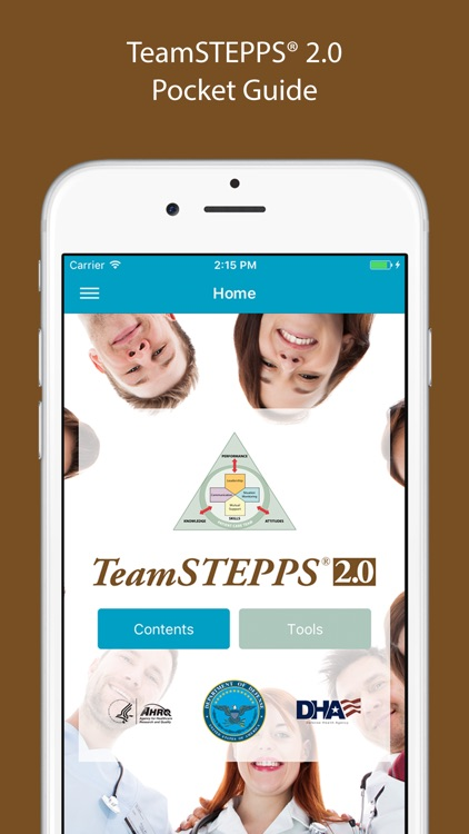 TeamSTEPPS screenshot-0