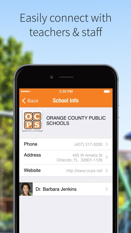 Orange County Public Schools screenshot-1