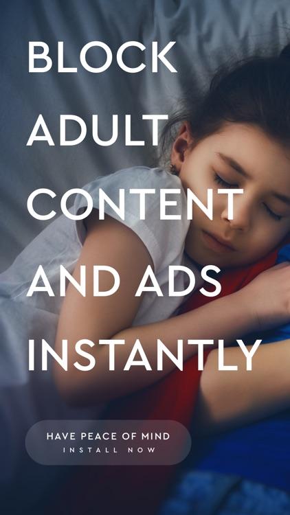 Amor: Adblocker - ad blocker