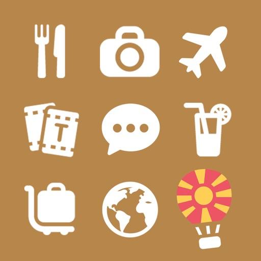 LETS Travel Macedonia! Macedonian PhraseBook Guide