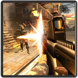 Commander Shooter Elite Force War Game