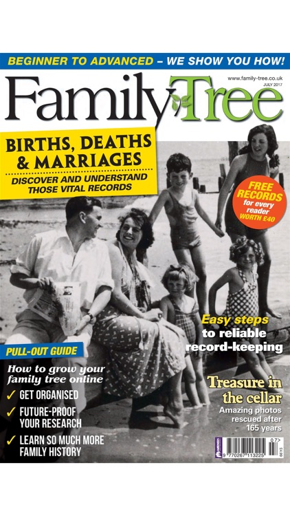 Family Tree Magazine - Your Ancestors Your History
