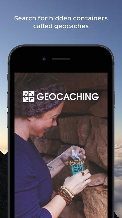 Geocaching® app image