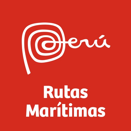Rutas Marítimas application logo