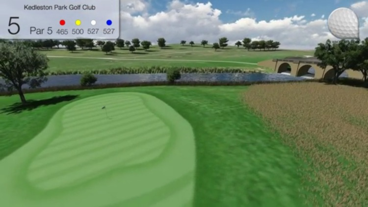 Kedleston Park Golf Club screenshot-4