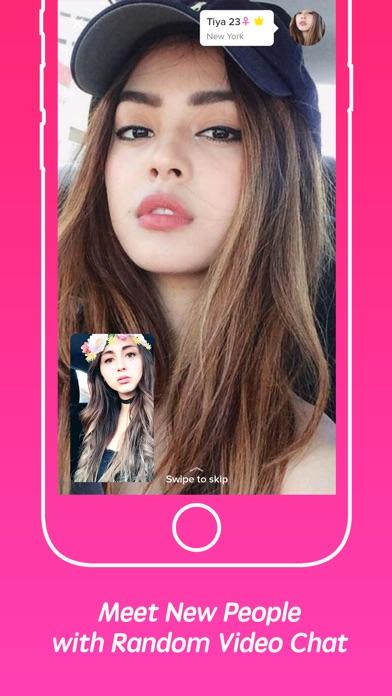Random hookup app