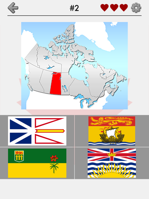 Map 8 Capitals Of Canada.Canadian Provinces And Territories Quiz Of Canada App Price Drops
