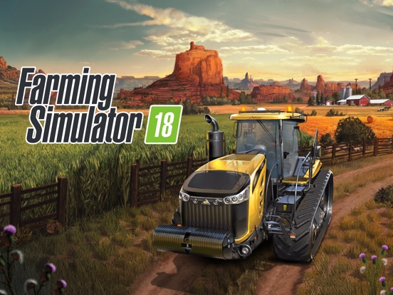 iPad Image of Farming Simulator 18