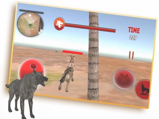 Wild Wolf Life Hunter screenshot 3