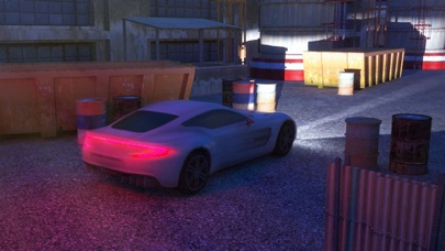 3D Night Parking Simu...