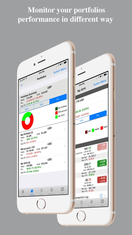 Stocks Pro : Real-time stock screenshot-2