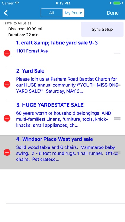 Yard Sale Treasure Map screenshot-4