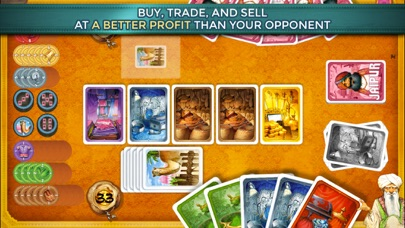 Screenshot for Jaipur: the board game in New Zealand App Store