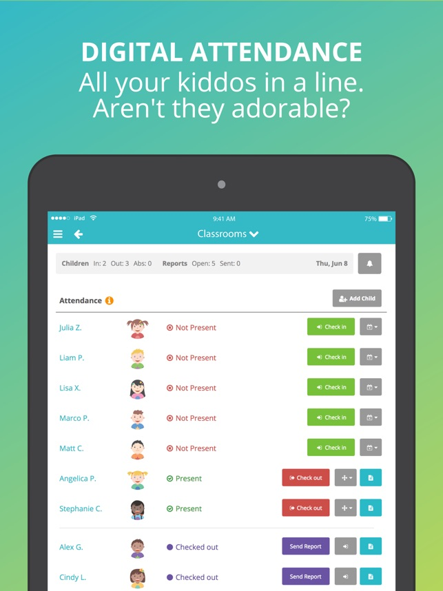 himama the childcare app on the app store