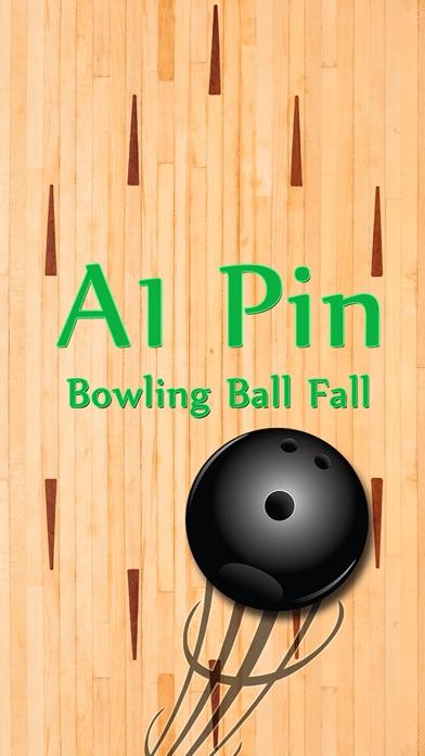 A1 Pin Bowling Ball Fall Pro