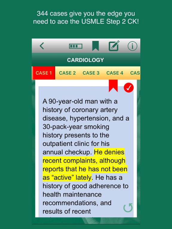 First Aid Cases USMLE Step 2CK   App Price Drops