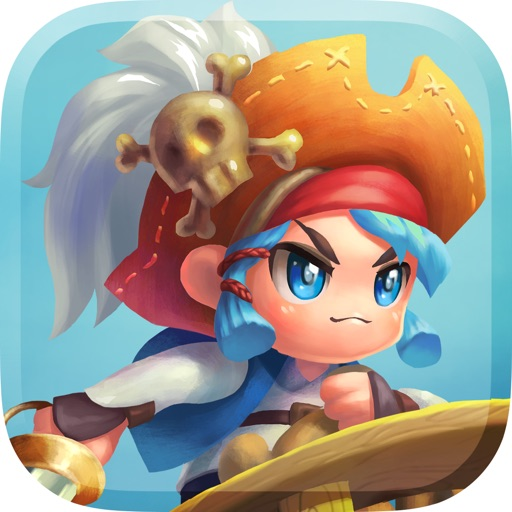 Pirate Tales - Adventure of Jack to Carebbean icon