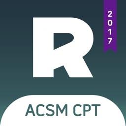 ACSM® CPT Practice Exam prep 2017 - Q&A Flashcard