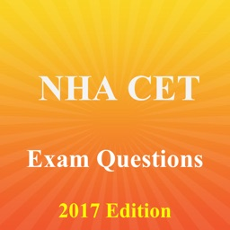 NHA CET Exam Questions 2017