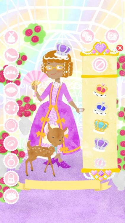 Princess Fashion Show Dress Up screenshot-3