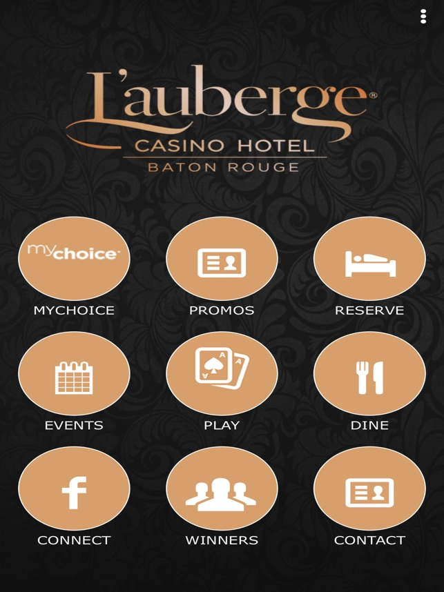 Lauberge Baton Rouge on the App