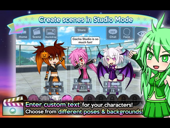 Gacha Studio (Anime Dress Up) screenshot 7