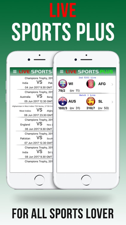 Live Sports Plus screenshot-3