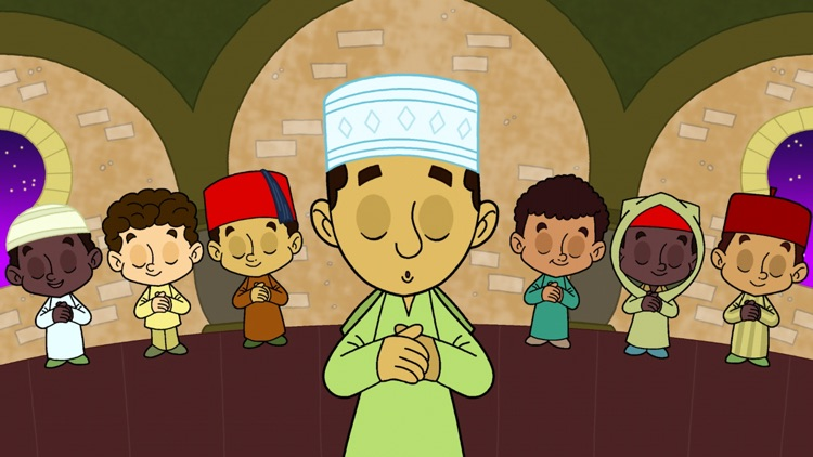 Let's Learn Quran with Zaky & Friends Part 2 screenshot-4