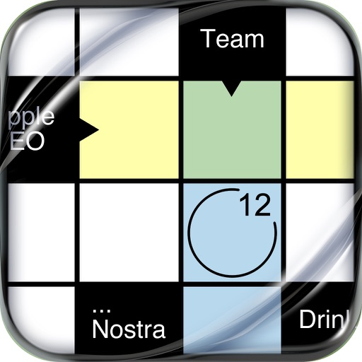 Crossword. The smart puzzle game.