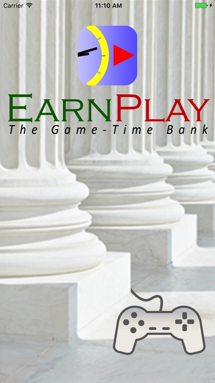 EarnPlay LITE: Screen-Time Bank